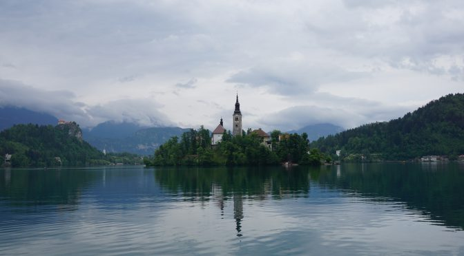 Karpfenangeln in Slowenien – Lake Bled Part II